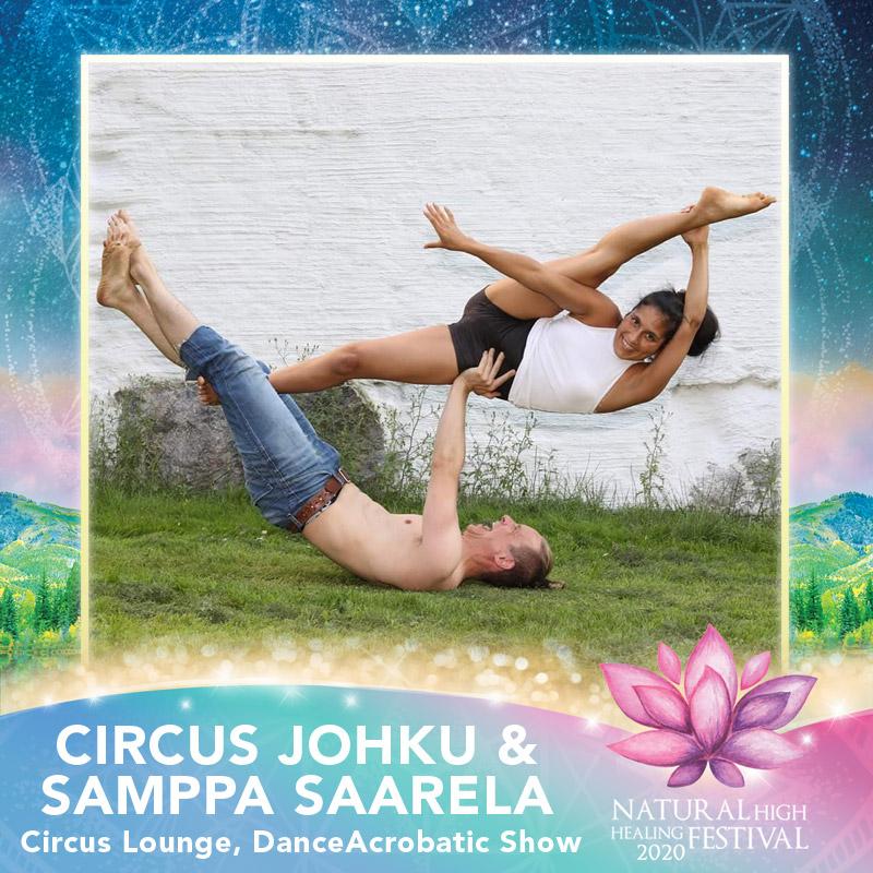 Johanna Kellomäki & Samppa Saarela